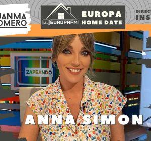 Anna Simon en Europa Home Date