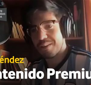 Roi Méndez en 'yu, no te pierdas nada'