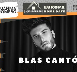 Blas Cantó en Europa Home Date