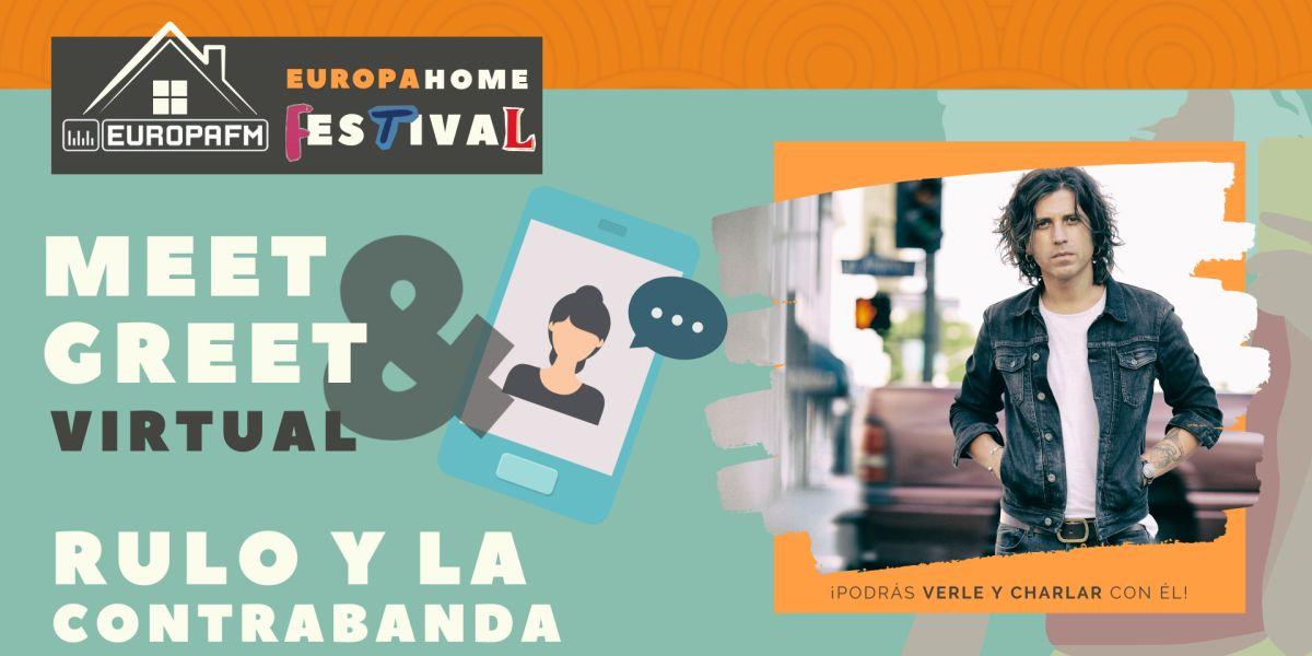 Consigue un meet&greet con Rulo y La Contrabanda