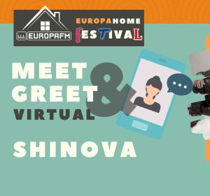 Consigue un meet&greet virtual con Shinova
