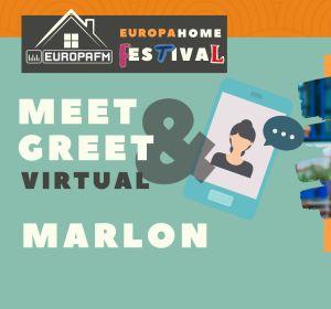 Consigue un meet&greet con Marlon