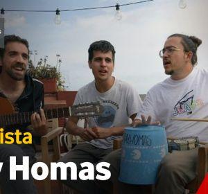 Stay Homas en 'yu'