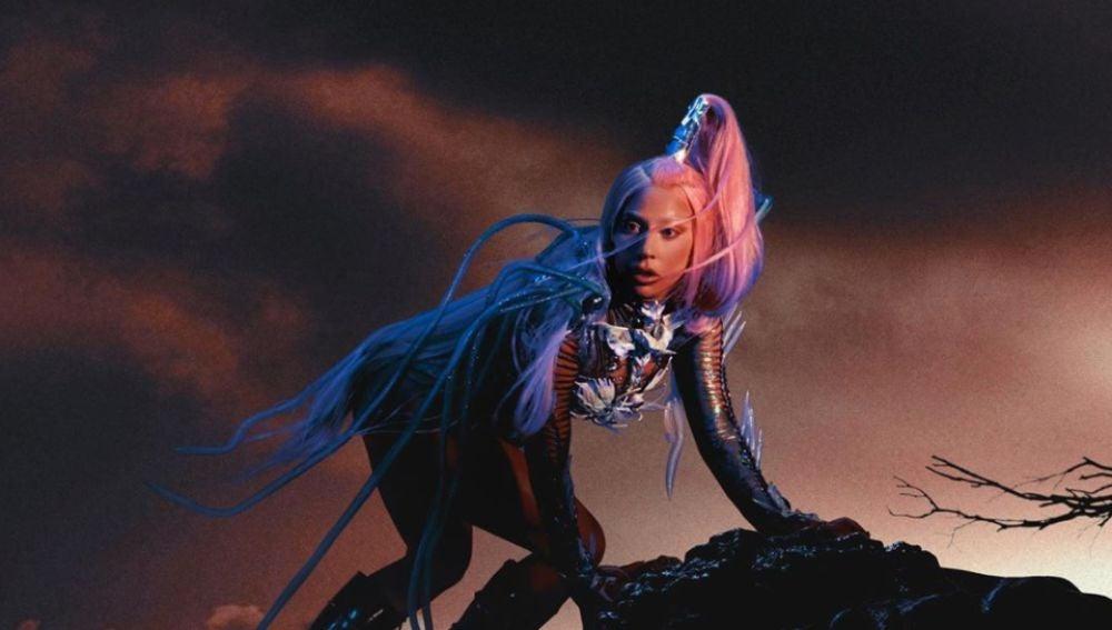 Lady Gaga lanza Chromatica