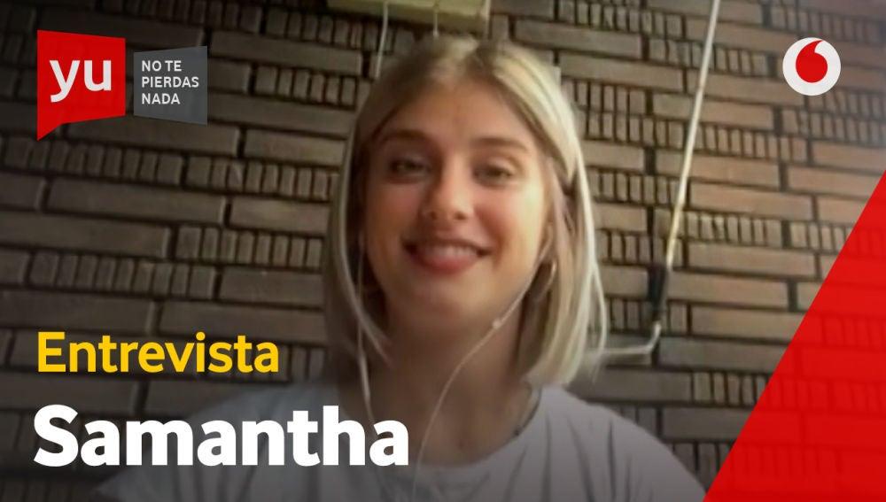 Samantha en 'yu'