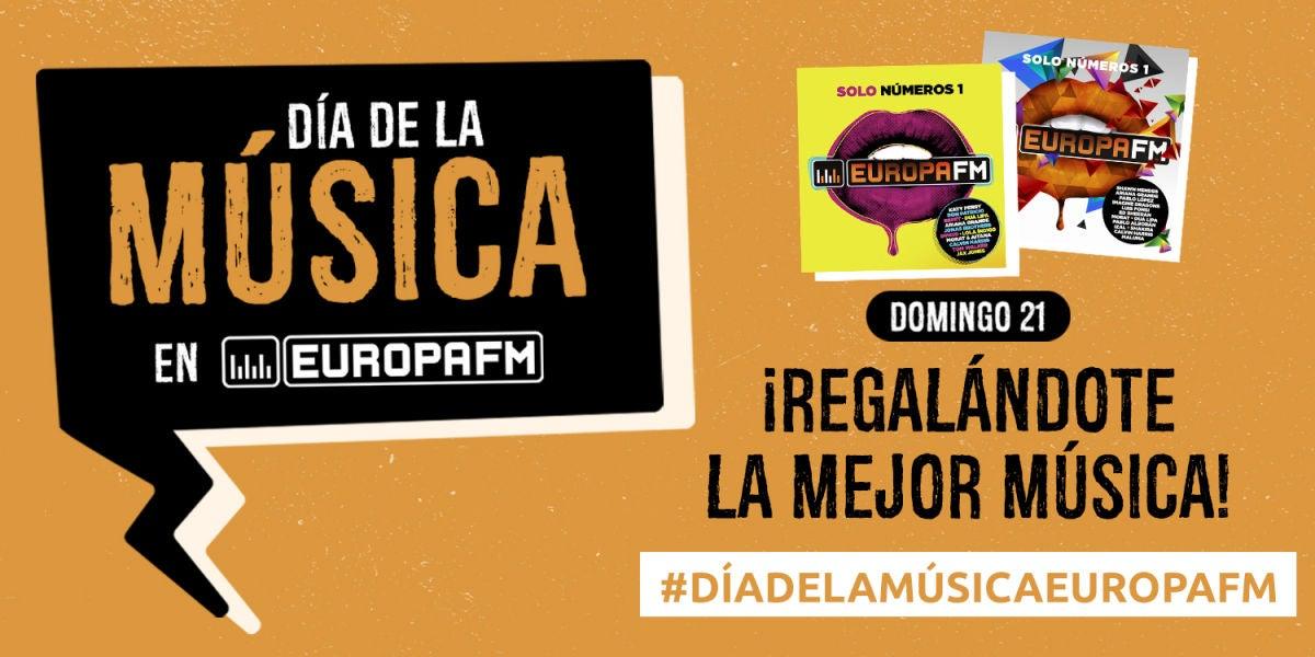 Día de la Música en Europa FM