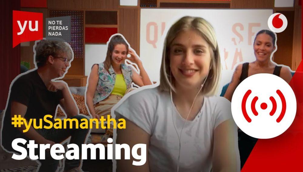 Samantha en yu