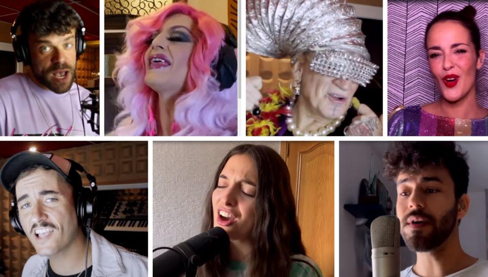 'Piensa en positivo' de Fangoria, himno oficial del Orgullo 2020