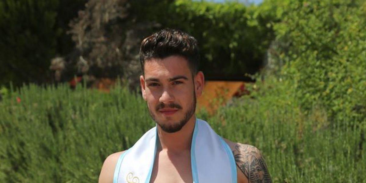 Vicente Hernández, Míster España Pacific World 2017