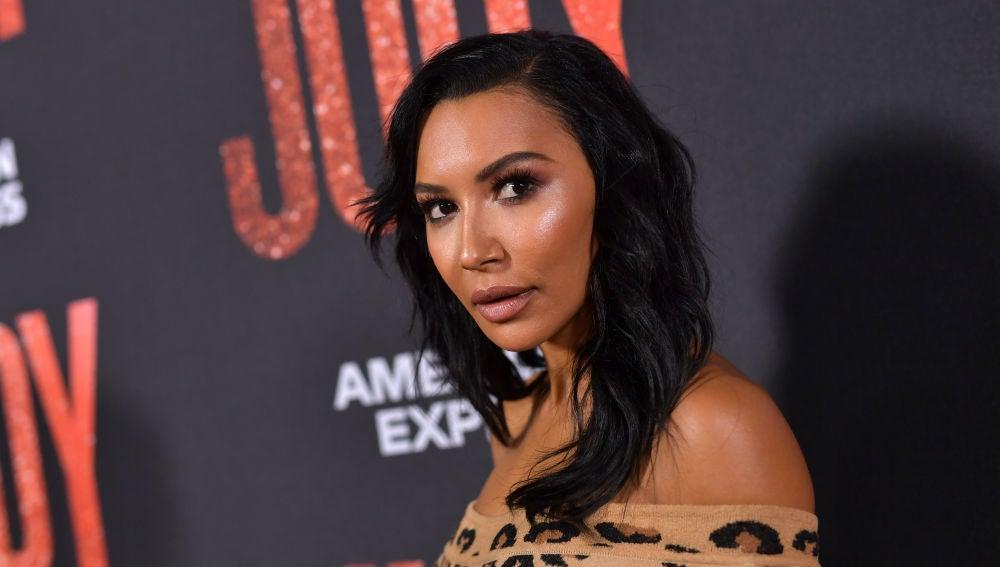 Naya Rivera, Santana López en 'Glee'