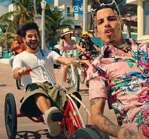 Camilo y Rauw Alejandro presentan el remix de 'Tattoo'