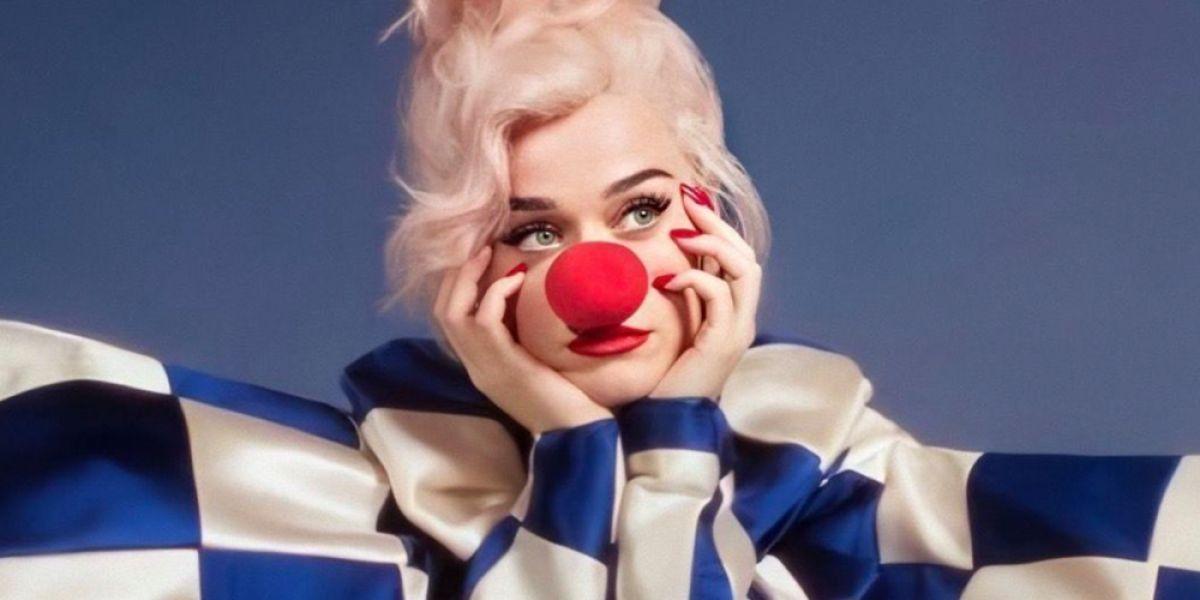 Katy Perry en su nuevo disco 'Smile'