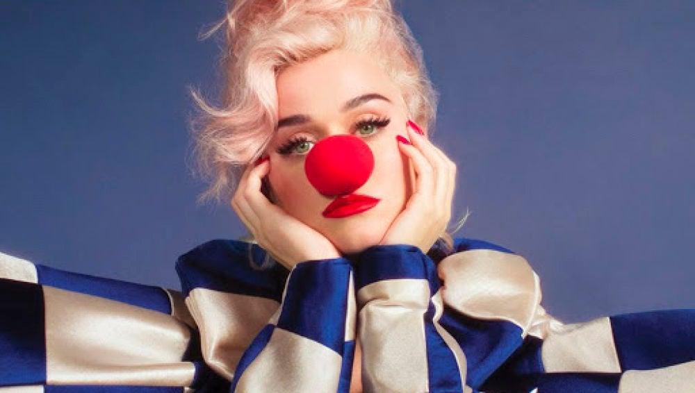 Portada del nuevo disco de Katy Perry, 'Smile'