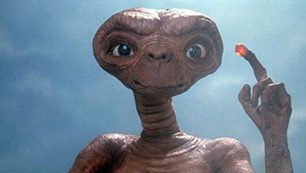 'ET, el extraterrestre