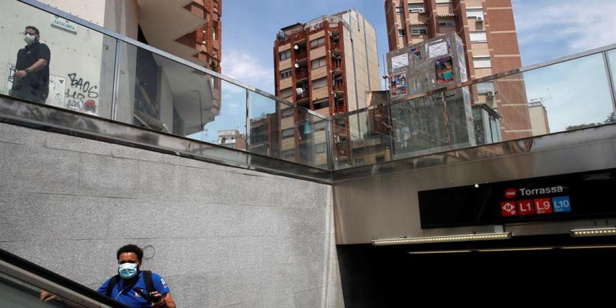 Repunte de casos en Cataluña al sumar 938 nuevos casos de coronavirus en las últimas 24 horas