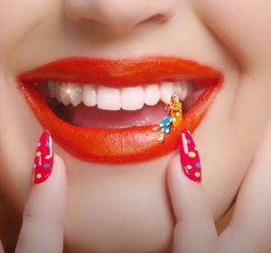 Katy Perry en el vídeo de 'Smile'