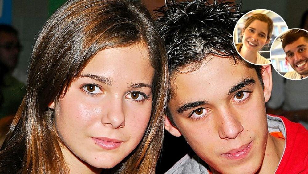 Natalia Sánchez y Víctor Elías