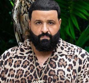DJ Khaled en la portada de 'Popstar'