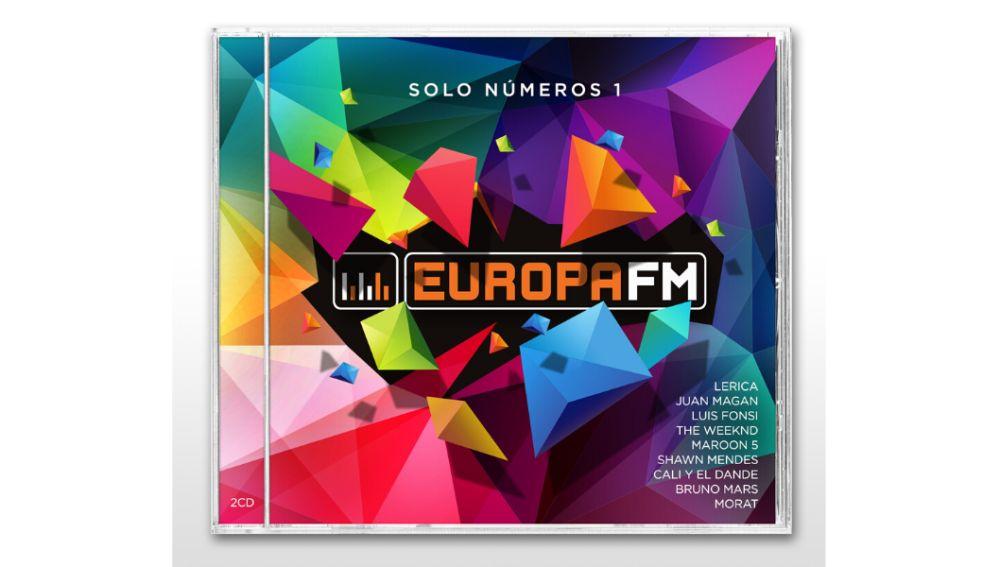 Elige la portada del nuevo disco de Europa FM: Opción C