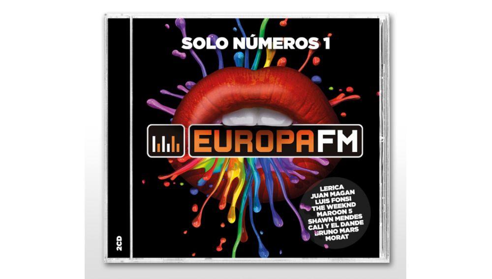 Elige la portada del nuevo disco de Europa FM: Opción D