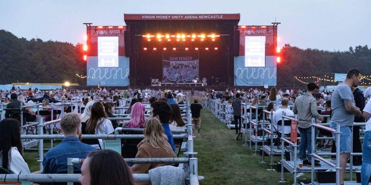 Festival Virgin Money Unity Arena en Reino Unido