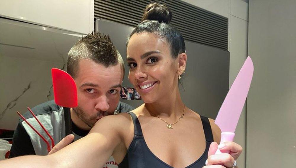 Dabiz Muñoz y Cristina Pedroche