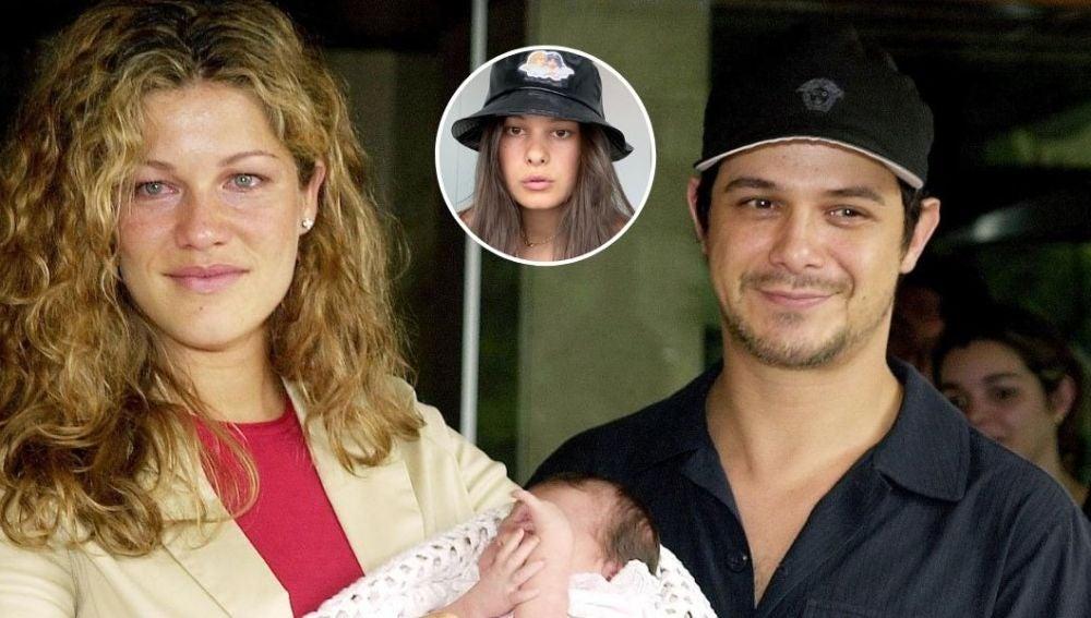Así es Manuela, la hija de Jaydy Michel y Alejandro Sanz