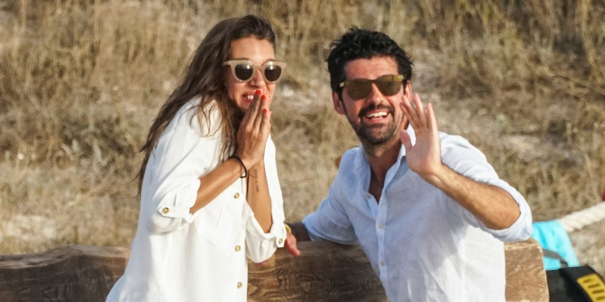 Ana Gerra y Miguel Ángel Muñoz
