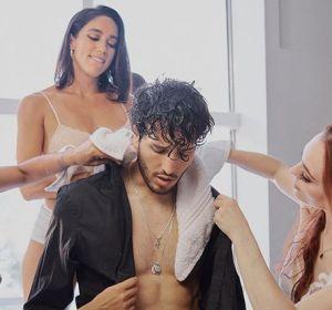 Sebastián Yatra en el vídeo de 'A Dónde Van'