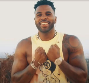 Jason Derulo en el vídeo de 'Savage Love'