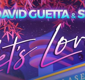 David Guetta y Sia en 'Let's Love'