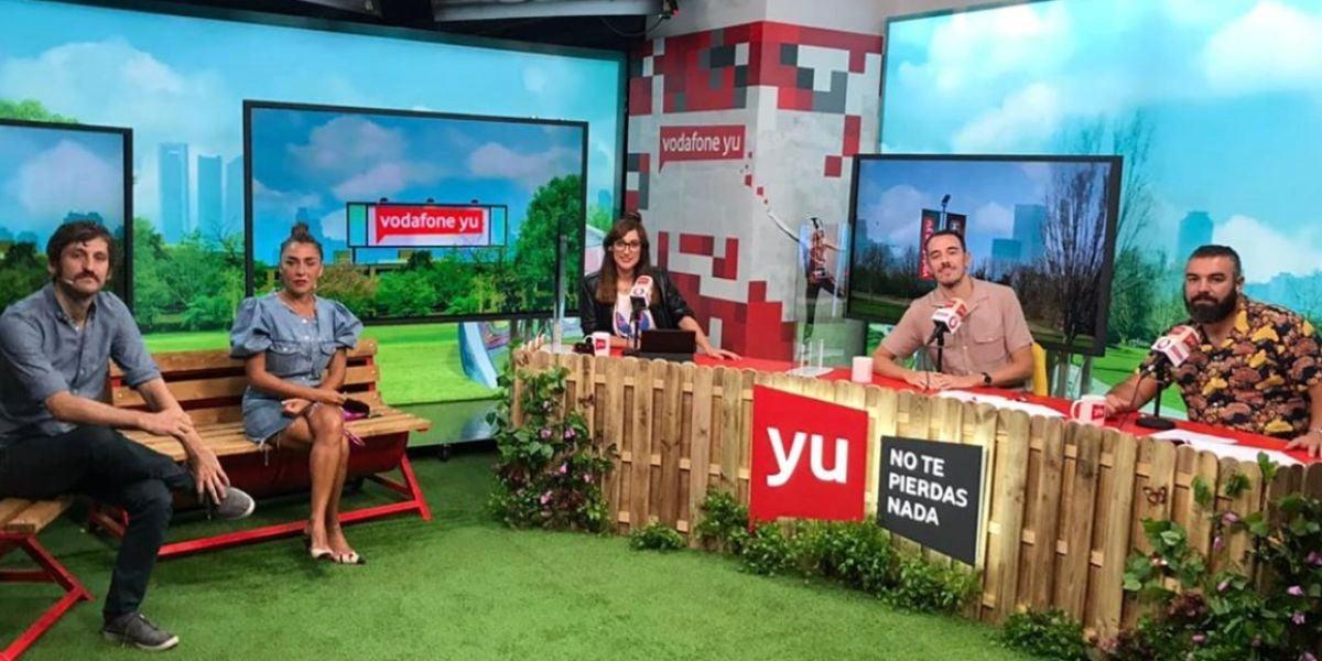 Candela Peña y Raúl Arévalo en 'yu'
