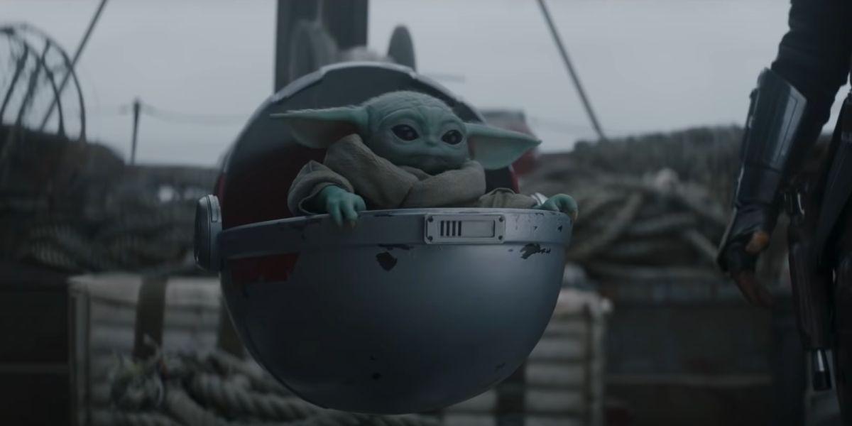 Baby Yoda en 'The Mandalorian'