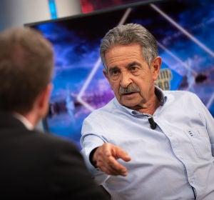 """El pronóstico fallido de Miguel Ángel Revilla sobre Albert Rivera y su pregunta sobre un gran """"misterio"""" político"""
