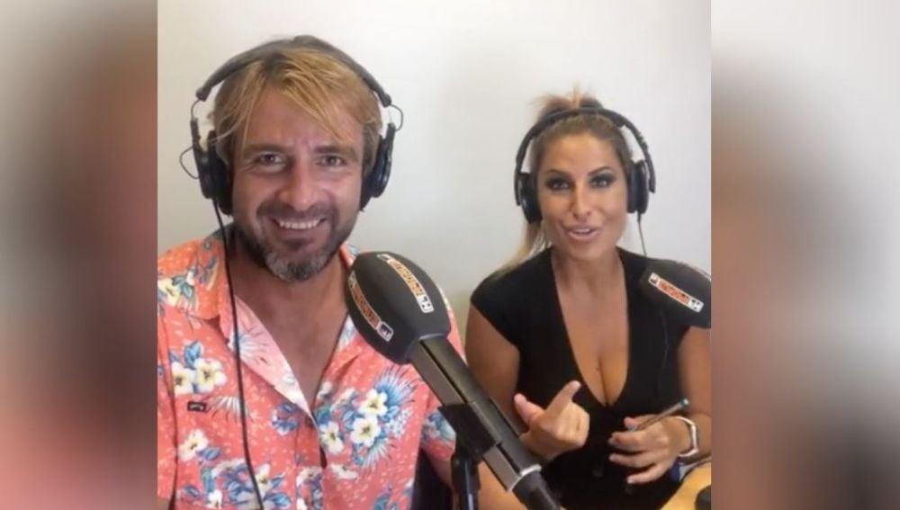 Coco Pretel y Laura Lobo