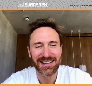 Entrevista a David Guetta en Europa FM