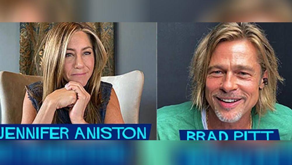 Brad Pitt y Jennifer Lopez se reencuentran en un acto benéfico