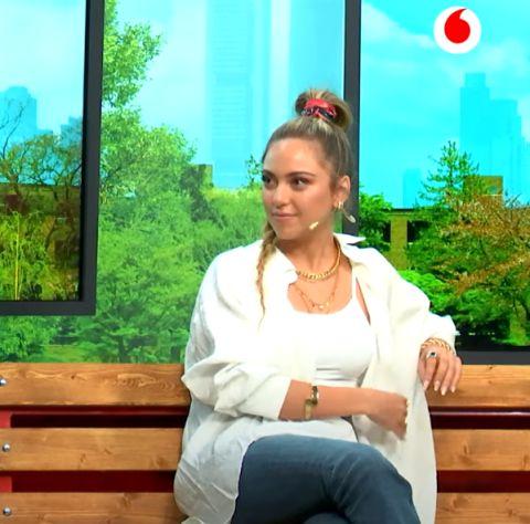 Ana Mena y Rocco en 'yu, no te pierdas nada'