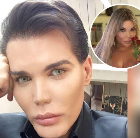 Rodrigo Alves, el 'Ken human', es ahora Jessica Alves