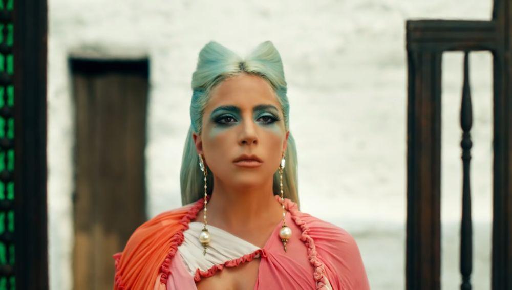 Investidura Joe Biden: Lady Gaga en el videoclip de '911'