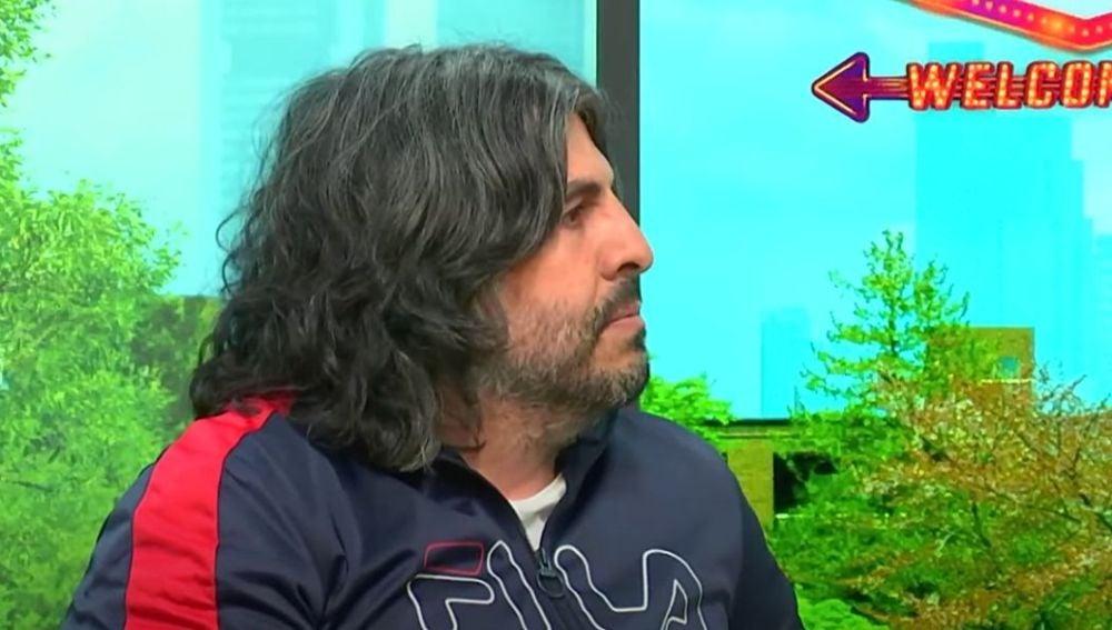 JJ Vaquero en 'yu'