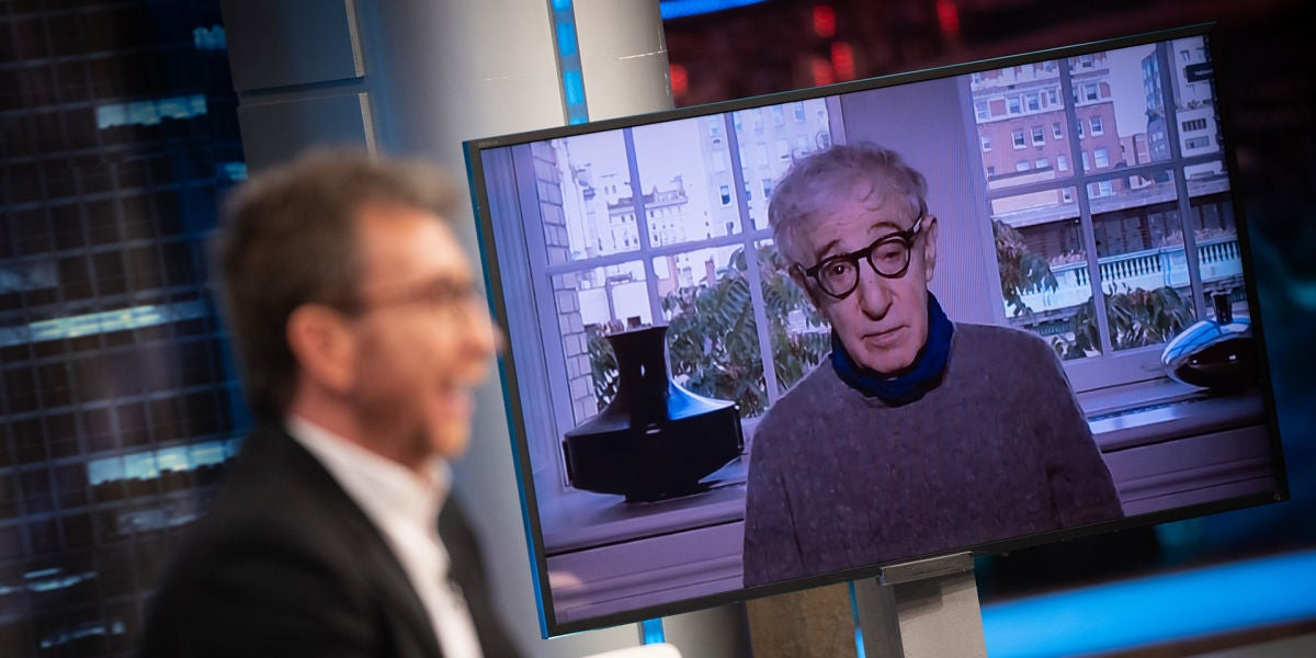 """Woody Allen, sobre la gestión del coronavirus: """"Yo pensaba que en el mundo había un número limitado de tontos"""""""