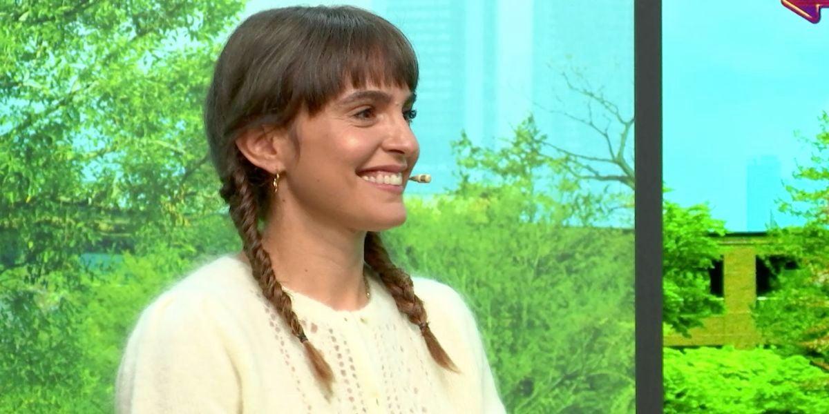 Verónica Echegui en 'yu'