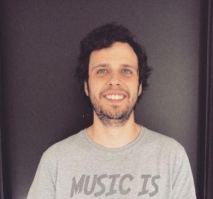 Daniel Guadaño, bajista de Taburete