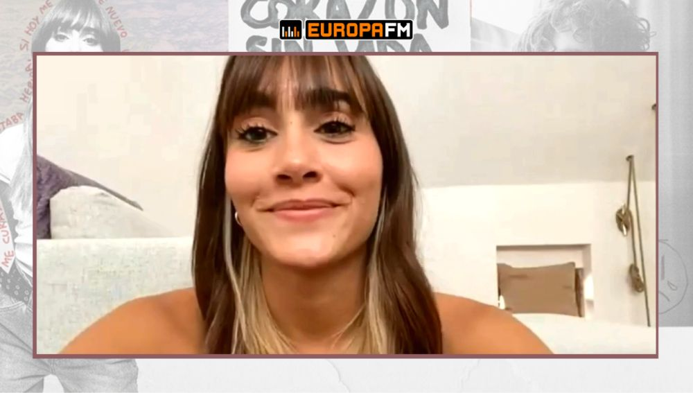 Aitana habla de su próximo álbum en Europa Home Date