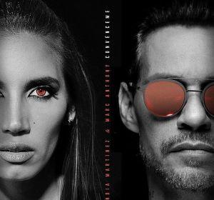 India Martínez y Marc Anthony en 'Convénceme'