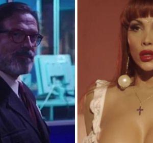 El emotivo cameo de Pepe Navarro en 'Veneno'