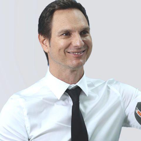 Javier Cárdenas, presentador de 'Levántate y Cárdenas'
