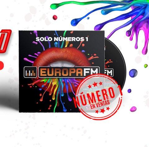 Europa FM: El Disco 2020, ¡hazte con él!
