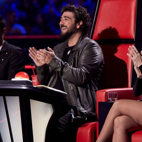 La voz - La voz 2020 - Antonio Orozco, Pablo López y Laura Pausini roban a Alejandro Sanz